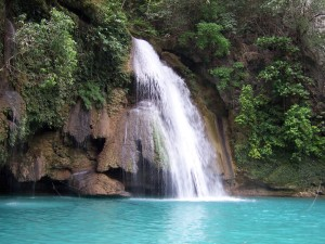 Cebu Waterfall